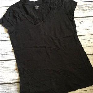Ann Taylor Loft Women's V-Neck T-Shirt Size Small